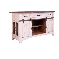 Most Popular Farmhouse Kitchen Islands And Carts For 2018