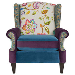 Contemporary Armchairs And Accent Chairs by Jennifer Taylor Home
