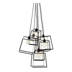 - Pop Cluster 7 Light Pendant - Pendant Lighting