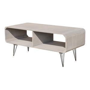 VidaXL TV Wood Cabinet, Grey