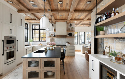 Kitchen of the Week: Fresh Cabin Charm for a Minnesota Lake House
