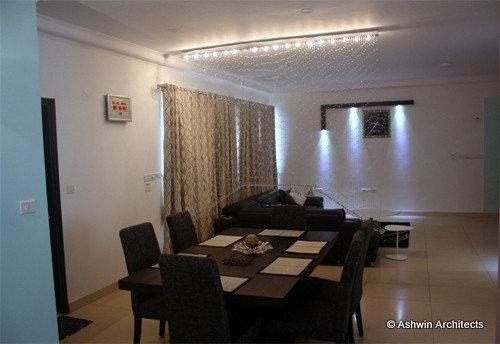 SaveEmail. Jyothi's 4 BHK Apartment Interior Design ...