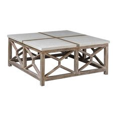 Uttermost Catali Stone Coffee Table