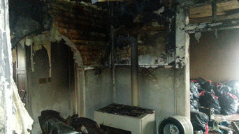 Burned House Dining Room