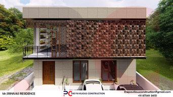 Mr.Srinivas Residence
