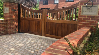 Wooden Gate project