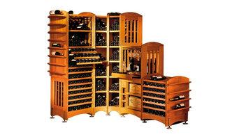 Мебель для винного погреба