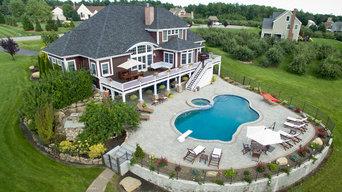 Pool Patio - Hampton Falls, NH
