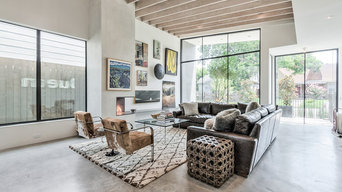 East Village Dallas Modern Homes