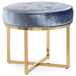 Contemporary Footstools And Ottomans by TOV Furniture