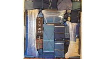 2 Pro-Movers w/Moving Equipment, Pads, & Tools - Most Affordable Way to Move!