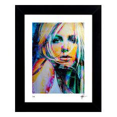 "Britney Spears ""Snow Blind"" Art by Mark Lewis"