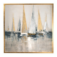 Uttermost Regatta Nautical Art