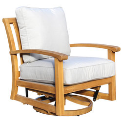 Transitional Outdoor Lounge Chairs by Courtyard Casual