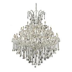 Elegant Lighting Maria Theresa 49-Light Foyer/Hallway