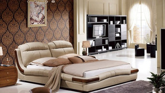 Bedrooms by AURA Contemporary and Exclusive Modern Beds