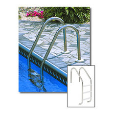 Blue Wave In-Ground 3 Step Stainless Steel Ladder