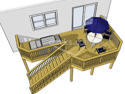 Deck plans free to download for 12x10 deck plans