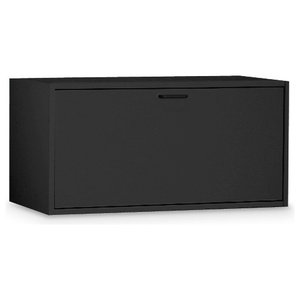 Ofm Marque Series Single Unit Curved Reception Desk In