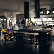 - Diesel Kitchen by Scavolini - Kitchen Cabinetry