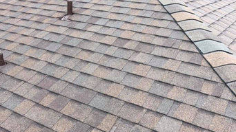 Allen,Tx  _  New Roofing and gutters