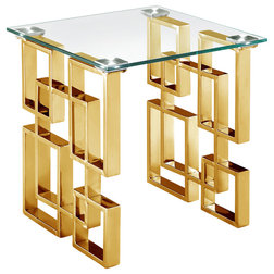 Contemporary Side Tables And End Tables by Meridian Furniture