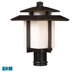 Transitional Post Lights by GwG Outlet