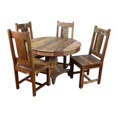 moti trinidad 5 piece dining set dining sets