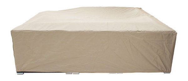 All Weather Outdoor Furniture Covers In Beige Heavy Duty Patio Cover