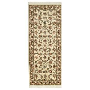 Tabriz 50Raj Oriental Rug, Hand-Knotted, 200x80 cm