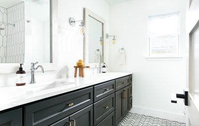 Bathroom of the Week: A Bright, Versatile Contemporary Design