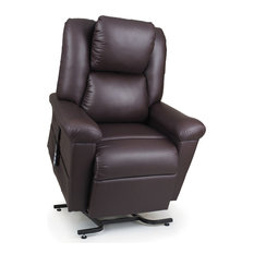 UC680 Zero Gravity Lift Chair w Power Pillow - Coffee Bean