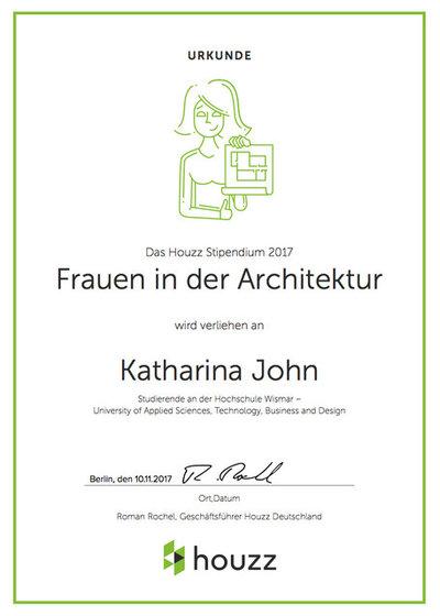 Stipendium Für Frauen stipendium frauen in der architektur die gewinnerin