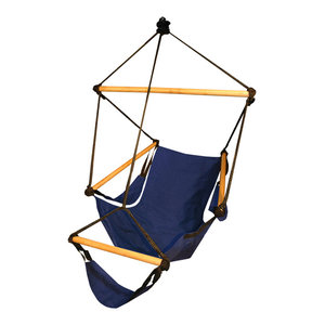 Hammaka Hammocks Nami Hanging Lounge Chair Contemporary Hammocks And Swing Chairs By Virventures