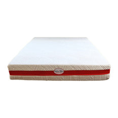Swiss Bliss Mattress Company - Swiss Bliss Foam Mattress: High Tech, Luxury, Double Sided Mattress, Queen - Mattresses