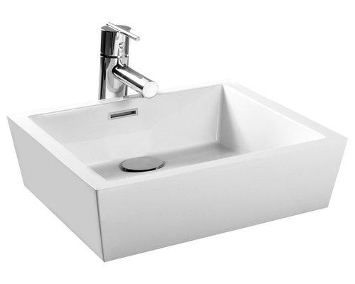 WETSTYLE   Cube Sink VC815A   Bathroom Sinks