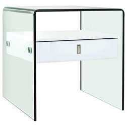 Contemporary Nightstands And Bedside Tables by Casabianca Home