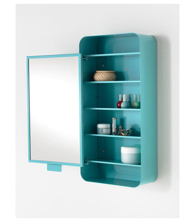 medicine bathroom ikea cabinet cabinets mirror storage contemporary door hack wall shelves bagno furniture specchio paul stuff con safety turquoise