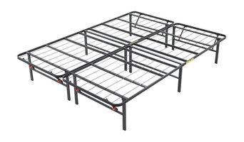 "Classic Brands Hercules Platform 14"" Heavy Duty Metal Bed Frame, King"