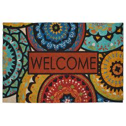 Contemporary Doormats by Mohawk Home