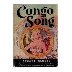 Decorative Book, Congo Song