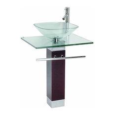 Bathroom Sinks Houzz modern bathroom sinks | houzz