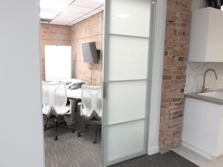 Iomer / nForm office environment
