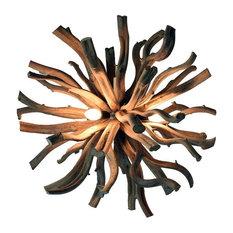 Liane Driftwood Pendant Lamp, Large