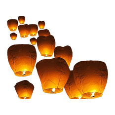 Chinese Lanterns, Set of 10