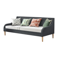 Palms Day Bed, Single, Grey