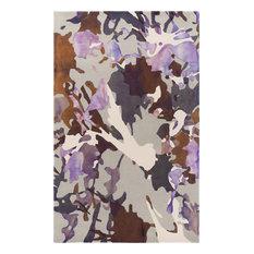 Artistic Weavers - Artistic Weavers Geology Lucas 8'x10' Purple Rug - Area Rugs