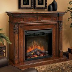 Dimplex Holbrook Electric Fireplace | Houzz