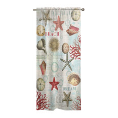 50 Most Popular Beach Style Curtains And Drapes For 2018