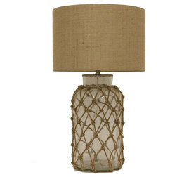 Beach Style Table Lamps by Decor Therapy